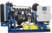 Предлагаем дизельные генераторы АД-200 для автономного электроснабжени