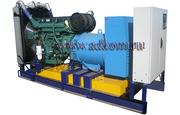Дизельгенераторы ДГУ-400С-Т400-2Р с Perkins 2506A-E15TAG2.