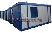 Дизельные генераторы в утепленном блок контейнере.